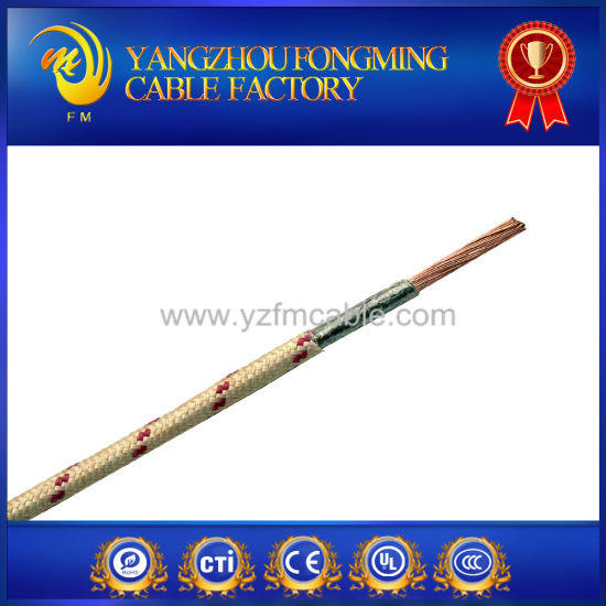 UL5128 Pure Nickel or Nickel Plated Copper Wire Mgt Cable pictures & photos