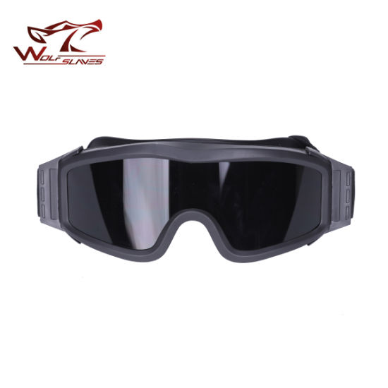 aa3ae9dc59 Hot Selling 3 Lens Ess Army Profile Nvg Glasses Military Tactical Goggles  Protection Glasses for Wargame