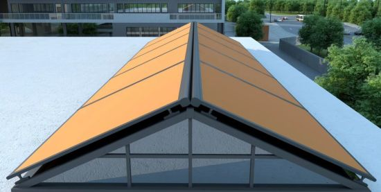 Customized 5X6m Aluminum Roof Cover Electric Awning Retractable Pergola Awning
