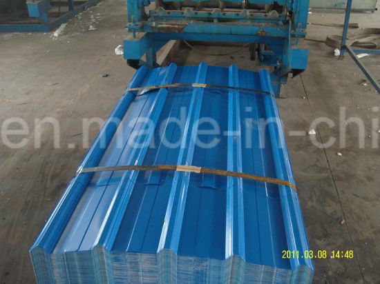 High Quality Metal Roofing Sheet/Color Prepainted Glazed Step Tile pictures & photos
