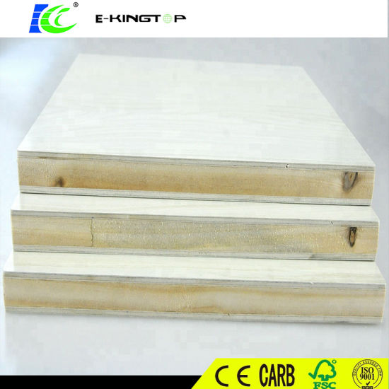Melamine Laminated Blockboard with High Quality