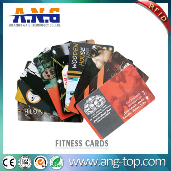 Gym Club 1K Compatible Fitness Membership Card