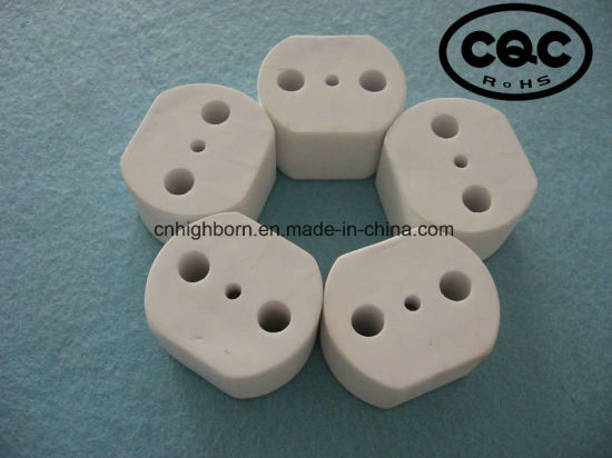 95% Alumina Ceramics Plug with RoHS Certification pictures & photos