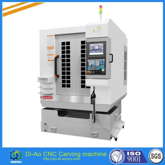 Auto Tool Change CNC Cutting Machine for Hardware, Metal Process with High Precision pictures & photos
