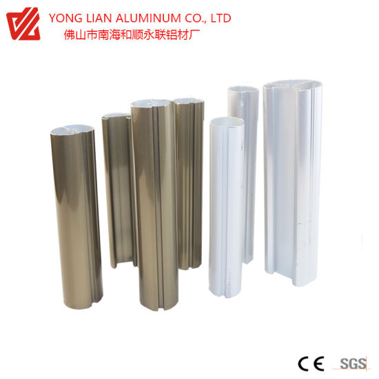 High Quality Aluminum Extrusion Profile for Circular Tube pictures & photos