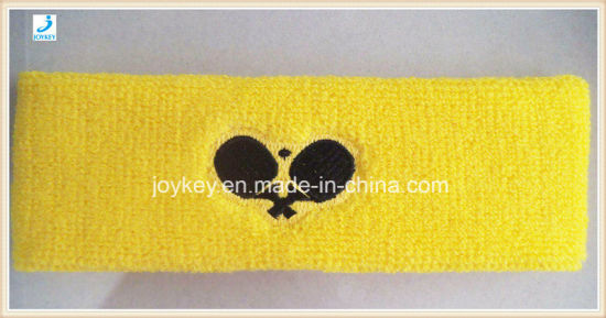 All Colors Customized Terry Cotton Sports Headband