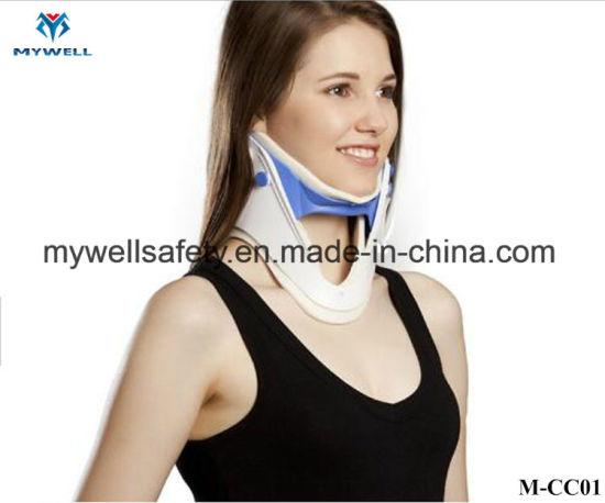 M-Cc01 Adjustable Medical Cervical Collar for Neck
