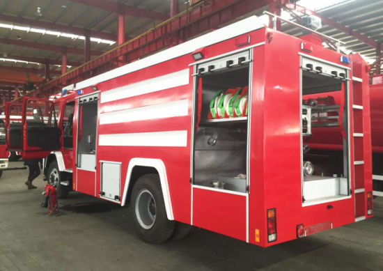 Ftr Japan 8, 000 Litres Fire Fighting Truck with 190HP Engine pictures & photos