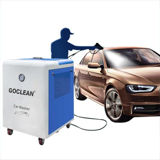 2 Gun Jet High Pressure Steam Car Washer Portable