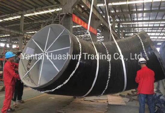 Steel Pipe with PE Anti Corrosion Tape