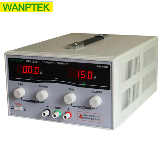 900W Single Output Switching Power Supply 15V 60A For Laboratory