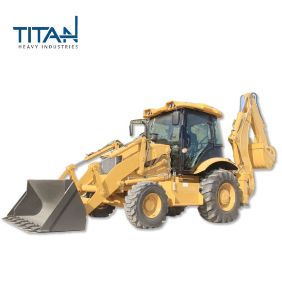 OEM ISO CE TL30-25 2500kg Excavator and Loader Agricultural Towable 2.5 Ton Mini Backhoe Machine