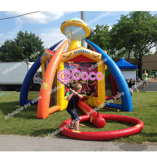 5 in 1 Inflatable Carnival Games, Kids Popular World Sports Games, Commercial Party Rent Hoop Games