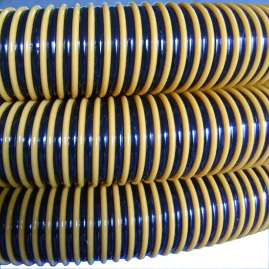 PVC Helix Suction Hose Corrugated Hose Flexible PVC Duct Hose