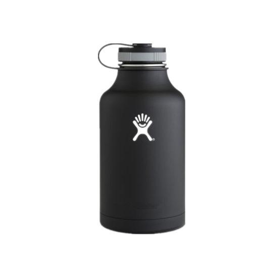 64oz Hydro Flask Stainless Steel Vacuum Sport Beer Bottle