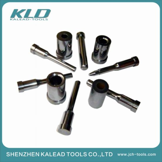High Precision Customized Parts Used for Stamping Carbide Punch Die Casting Auto Mould Plastic Lathe Milling Grinding Machine and Injection Mold Parts