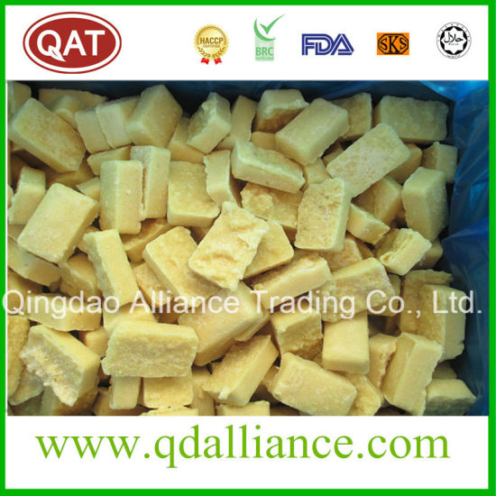 Frozen Milled Ginger in Block pictures & photos