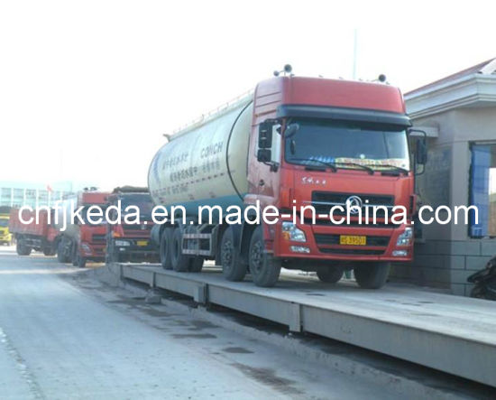 Scs Keda Scales Electronic Weighbridge Truck Scale 150ton pictures & photos