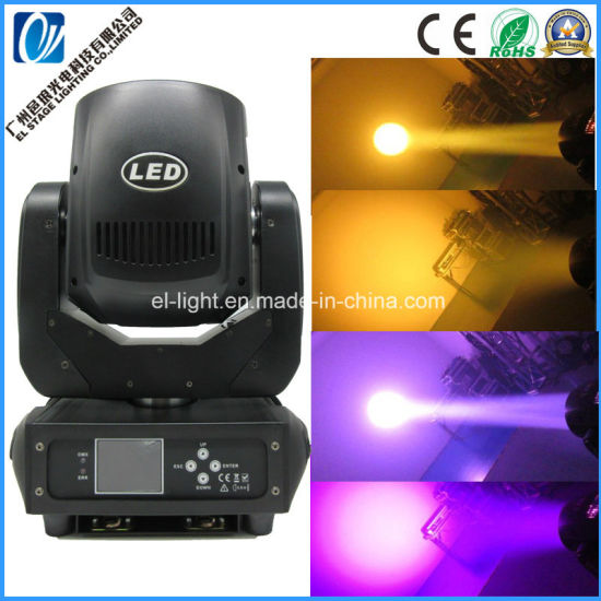 Super Mini 6*40W LED Wash Zooming Moving Head Light Stage Lighting for Show
