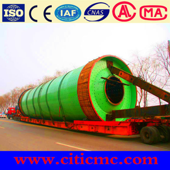 Citicic Good Performance Tube Grinding Mill pictures & photos