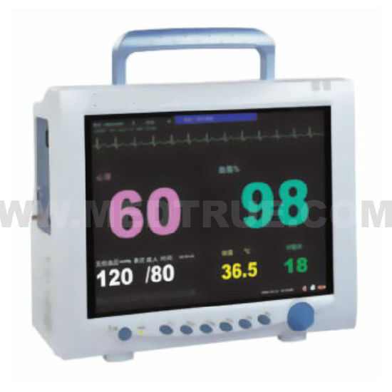 CE/ISO Approved Multi-Parameter Small Pacific Patient Monitor (MT02001053) pictures & photos