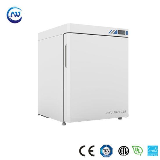 -20~-40º C Undercounter Ultra-Low Temperature Vaccine Stock Storage Refrigerator Freezer