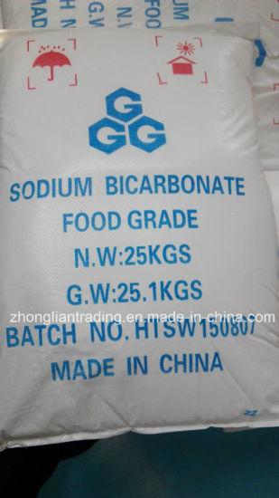 Wholesale Price Food Grade Sodium Bicarbonate