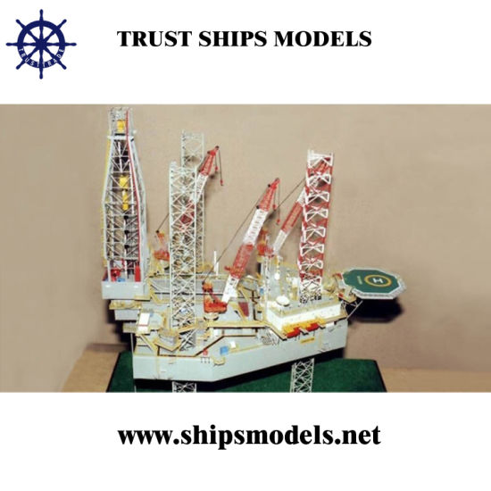 Miniature Drilling Rig Model for Business Gifts pictures & photos