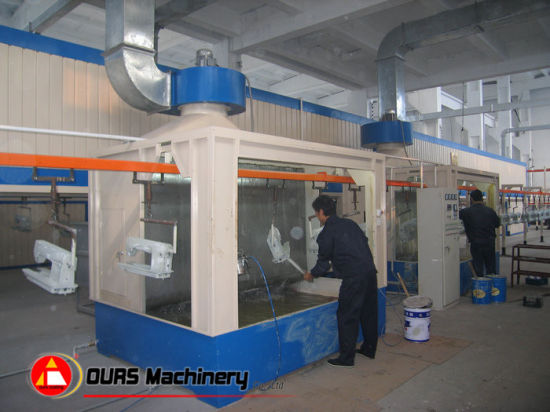 Water Based Paint Spray Booth (Standard Type) pictures & photos