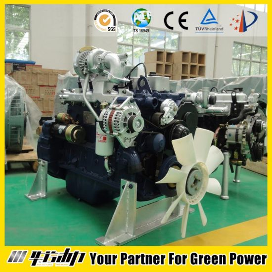 Gas Engine for Truck Use 118kw pictures & photos