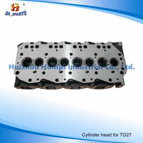 Super China Engine Parts Cylinder Head For Nissan Td27 Td27T 11039 43G03 Wiring Database Wedabyuccorg