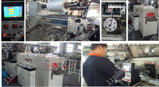 High Quality Noodle Weighing Filling Packing Machine with 1 Weigher pictures & photos
