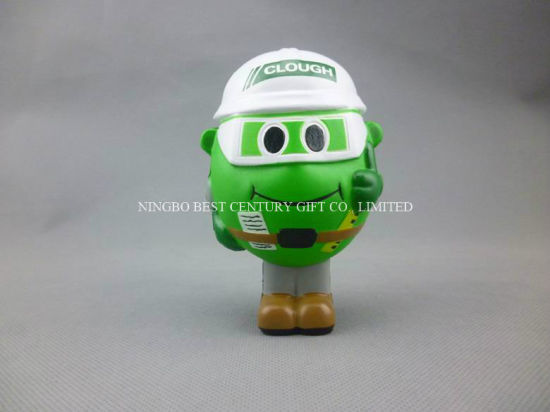 Wholesale Toys PU Foam Stress Squeeze Mascot Doll Design Gifts