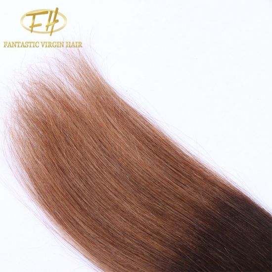 Unprocessed Brazilian/Indian Virgin/Remy Human Hair Weaving with Siiky Straight