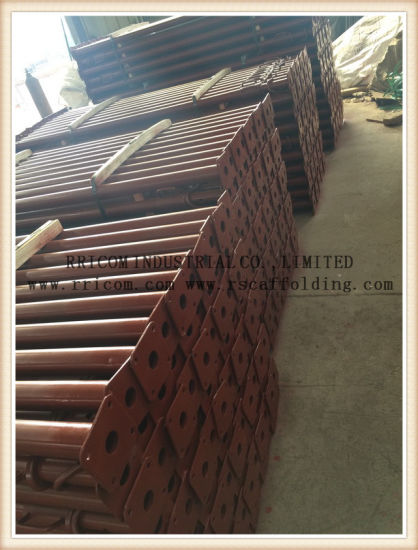 Shoring System Scaffolding Prop/Adjustable Steel Prop/Formwork Prop pictures & photos