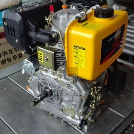 15HP 192 Fa Yanmar Type Air Cooled Key Start Diesel Engine