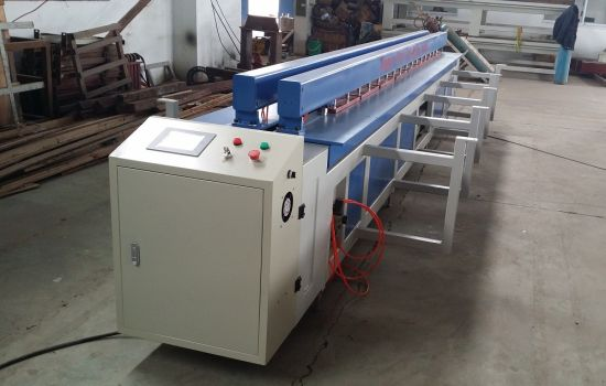 China 5000mm Hydraulic Plastic Sheet Metal Bending Machine