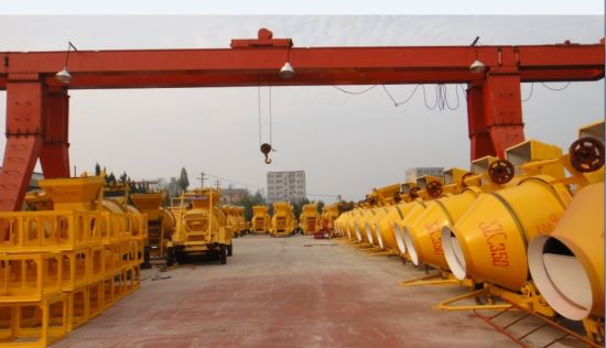 350L Electric Concrete Mixer pictures & photos