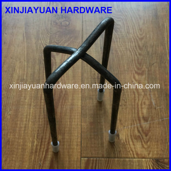Plastic Dipped Reinforcing Metal Rebar Chair for Building pictures & photos