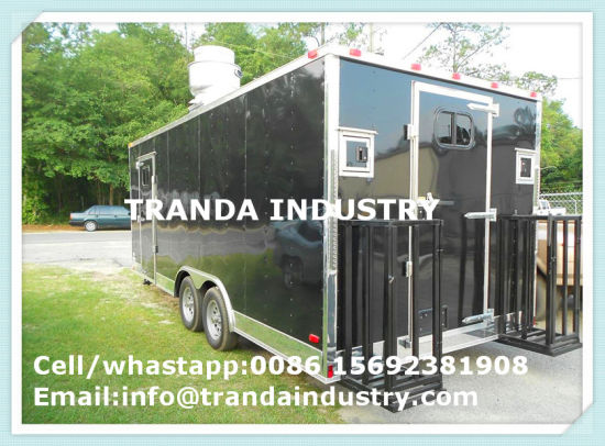 Rotators Mobile Restaurant Trucks Antique Kitchen Car Made in China pictures & photos