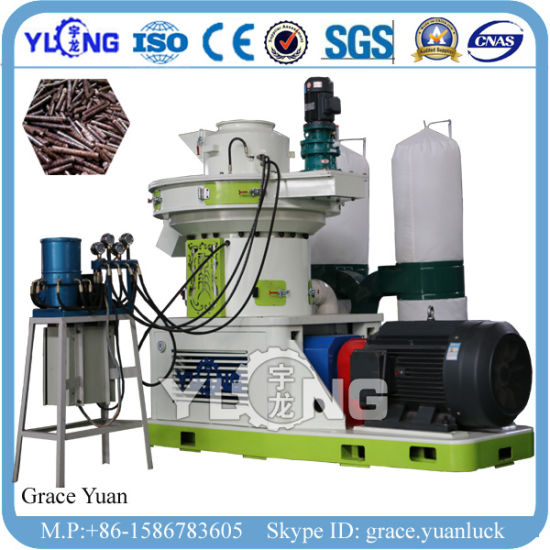 Xgj560 Wood Sawdust Pelleting Machine pictures & photos