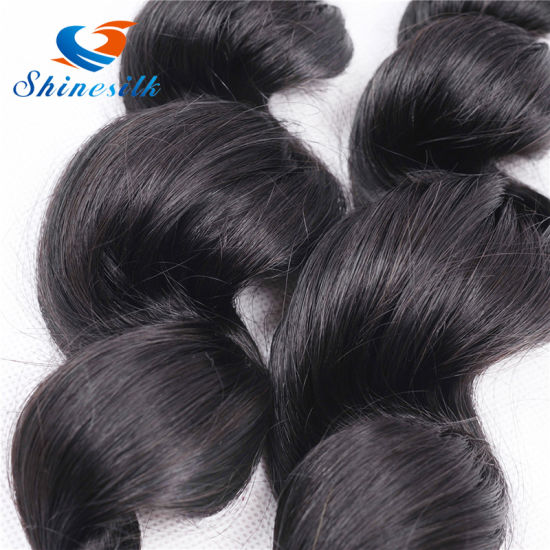100% Human Hair Bundle Brazilian Virgn Hair