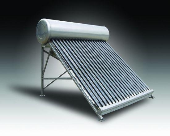 Solar Energy Hot Water Heating