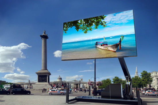 Full Color SMD P6.67 Outdoor Billboard LED Display Screen