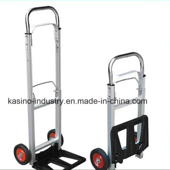 Manufacturing High Quality Foldable Aluminium Sack Truck (Good price)
