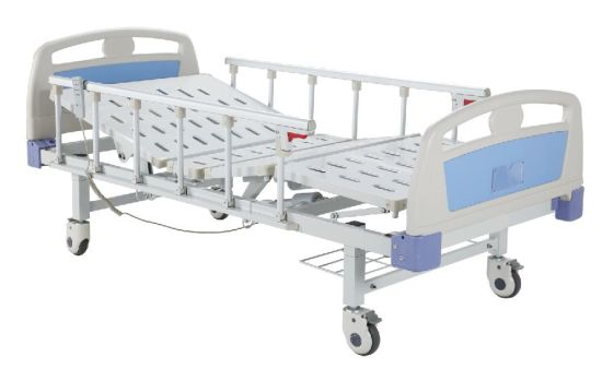 Electric Two Functions Medical Bed (SK-EB112) pictures & photos