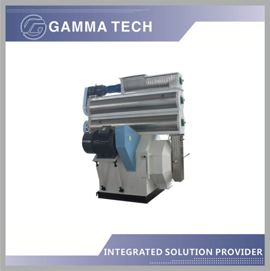 China Manufacture Cattle Chicken Livestock/ Fish Poultry Feed Making Machine as One of Main Feed Machines, CE Certificated Pellet Machine.