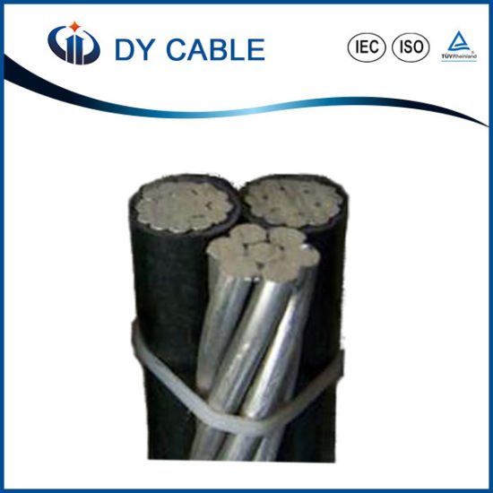 0.6/1kv AAC/AAAC/ACSR Core Aerial Bundled Cable pictures & photos