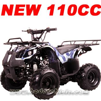 China Automatic 110cc ATV with CE (MC-313) - China 110cc Atv