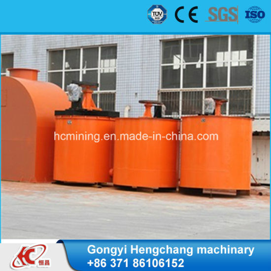 High Concentration Ore Agitating Mixing Tank pictures & photos